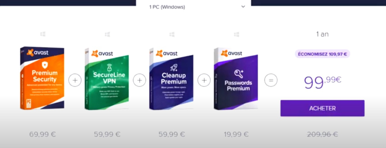 arnaque support technique microsoft licence avast