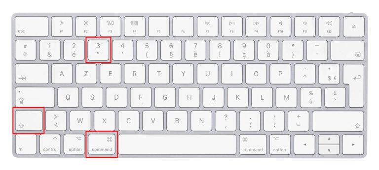 comment faire une capture d'ecran sur mac - cadepanne.com