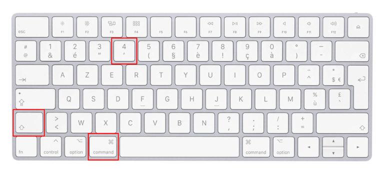 comment faire une capture d'ecran sur un mac - cadepanne.com
