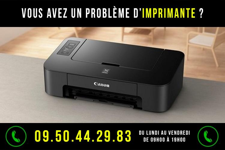 Dépannage Imprimante & Maintenance Imprimante Sète, Montpellier, Frontignan, Balaruc, Gigean, Poussan, Hérault